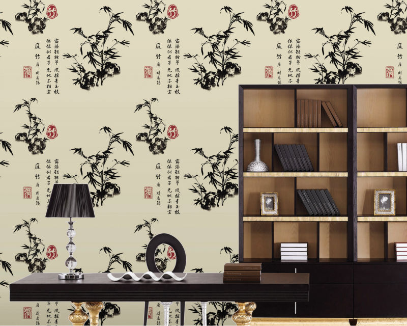asian style wallpaper wallpaper home decor papel tapiz de vinilo para paredes empresas famosas de papel de parede
