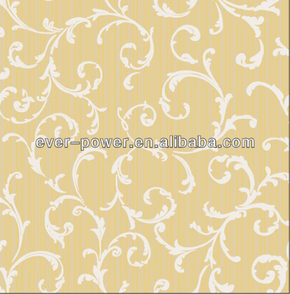 elegant wallpaper for hotel/natural material wallpaper paper peint photo