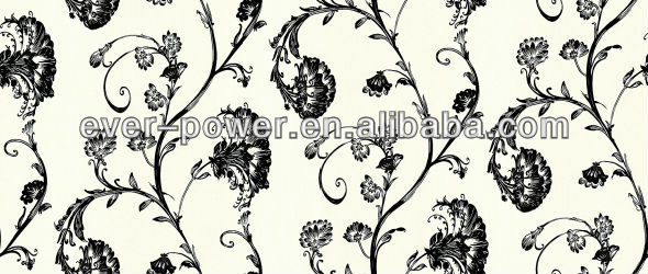paper backed vinyl wallpaper/modern wallcovering baby room wall paper natural wallpapers