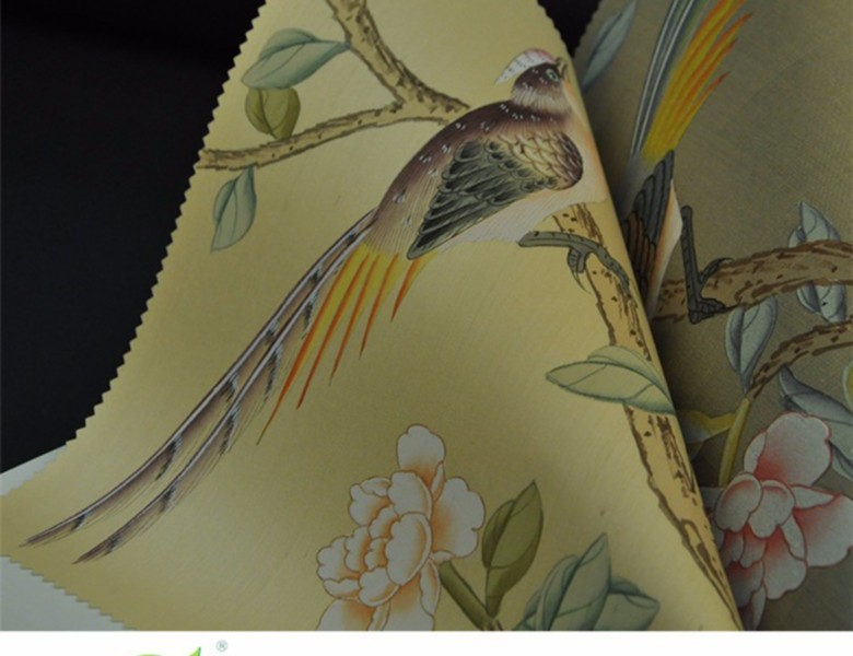 simple pattern silk waterproof pvc vinyl wallpaper for home room decoration H9d2e2f352a88411a82ae01758834d373F
