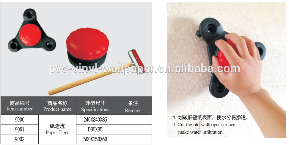 new professional wallpaper removal/auxiliary tools