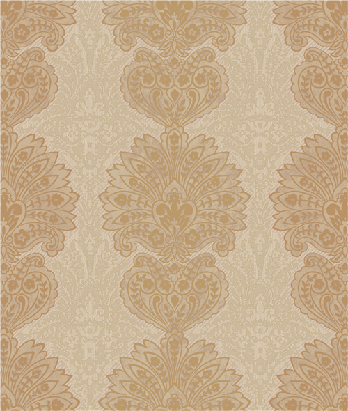 classic style vinyl embossed wallpaper for home interior