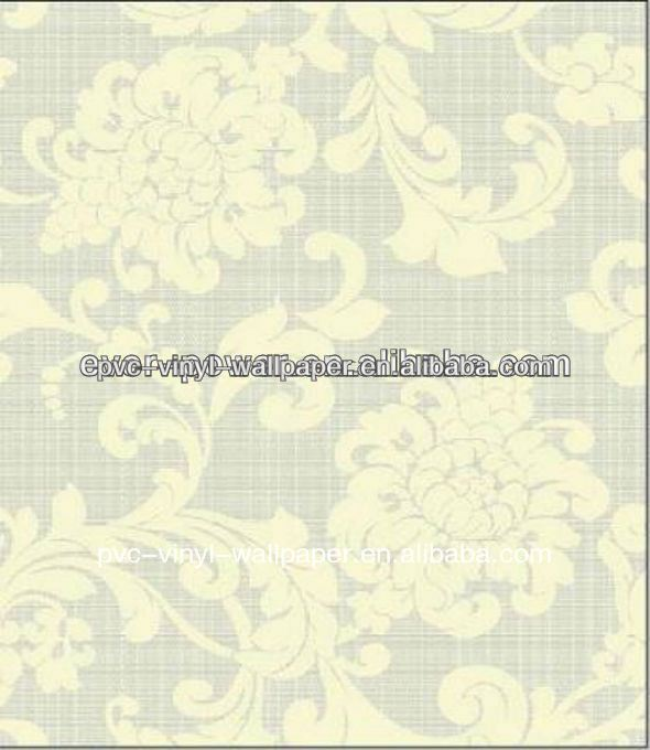 non-woven foaming wallpaper for room decoration papier peint de danse