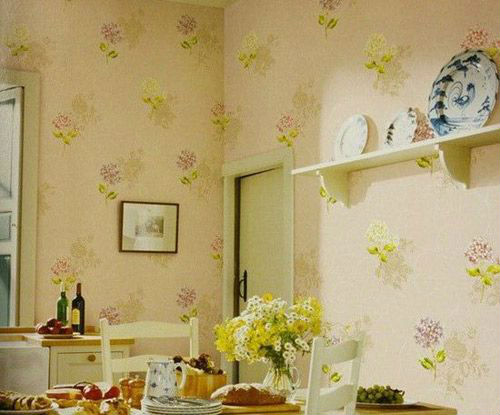 3d wall covering fiberglass wall covering tapetti vinyl flower wallpaper papel de parede myhome