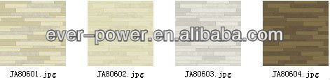 pvc foaming wall paper for projects conception paper