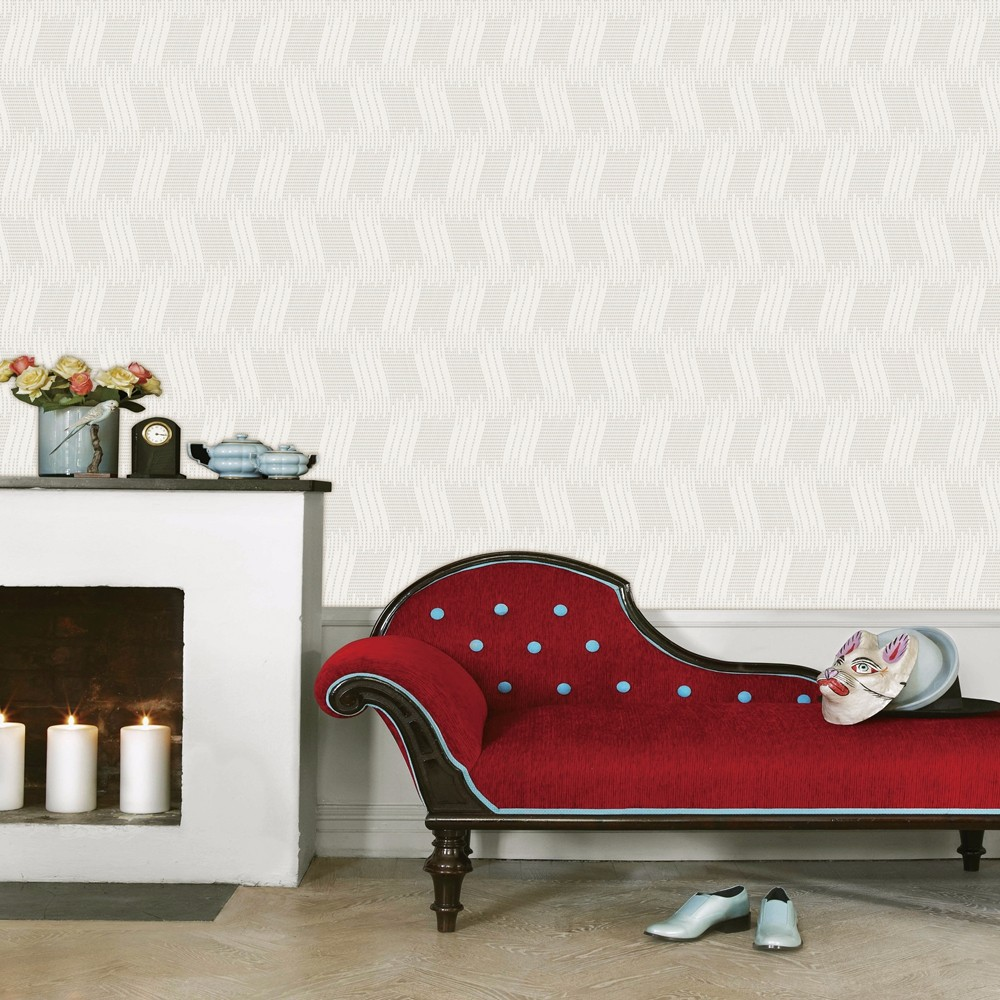 latest pvc vinyl coated washable modern home wallpaper Hda5afec480d2483596e17be68200fd10F
