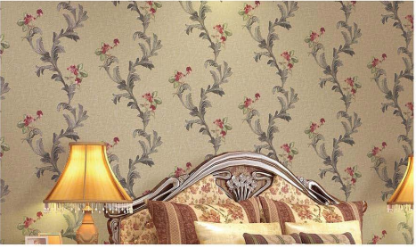 High quality imported fluorescent self adhesive wall paper