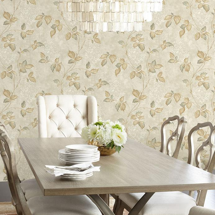 non-woven wall paper for home decoration