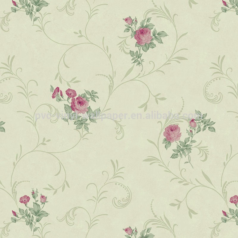 home decoration wallpaper/decorative wall covering/little flower wallpaper