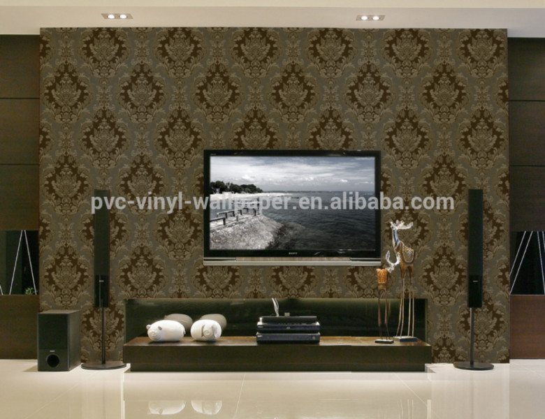 New design modern style diamond type wallpaper for home decoration