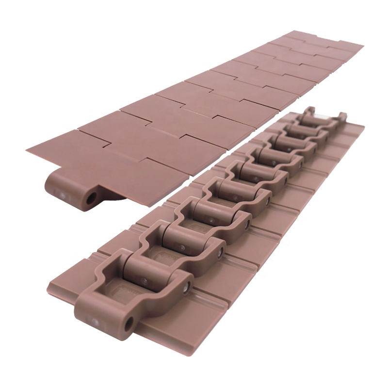 WELDON  factory Wholesale Suppliers Online plastic conveyor belt chain plate  link